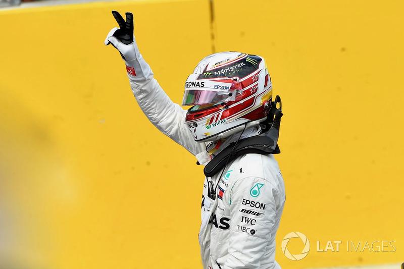 Поулсіттер Льюіс Хемілтон, Mercedes-AMG F1