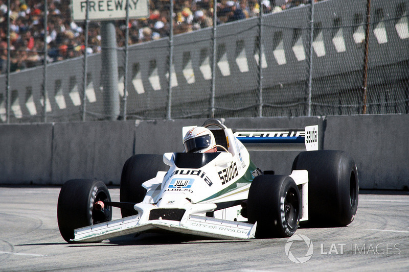 1978: Williams-Cosworth FW06