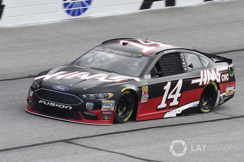 9. Clint Bowyer, No. 14 Stewart-Haas Racing Ford Fusion