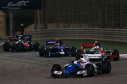 Konstantin Tereschenko, SMP Racing by AVF