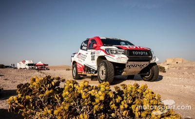 Teste de Alonso com Toyota na África do Sul