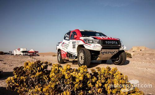 Essais de Fernando Alonso avec Toyota