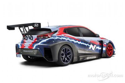 Hyundai ETCR unveil