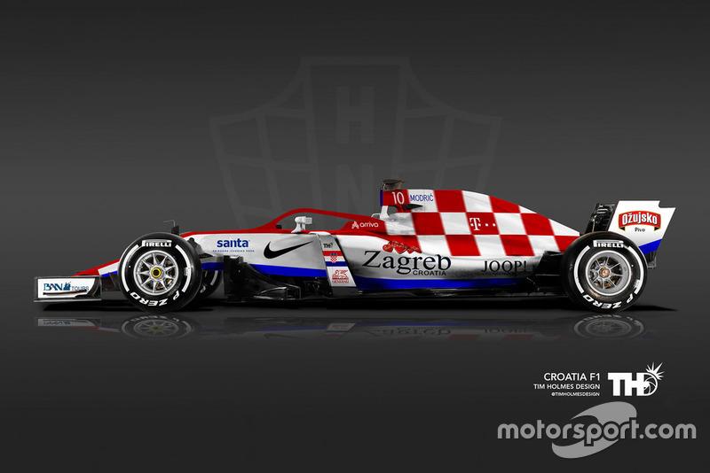 F1 Team Croacía
