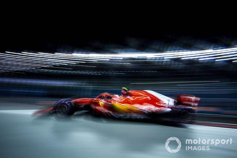 4 місце — Кімі Райкконен, Ferrari. Умовний бал — 29,58