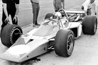 Denny Hulme, McLaren M16