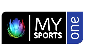 MySports One, logotype