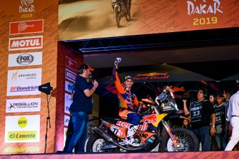 Podium : Red Bull KTM Factory Racing KTM: Luciano Benavides