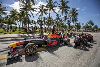 Max Verstappen, Red Bull Racing en Miami