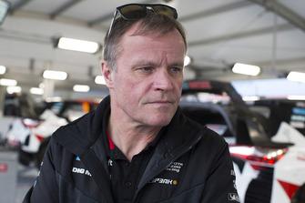 Томмі Мякінен, керівник Toyota Gazoo Racing
