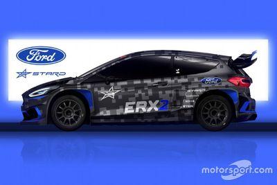 STARD Ford Fiesta ERX2 tanıtımı