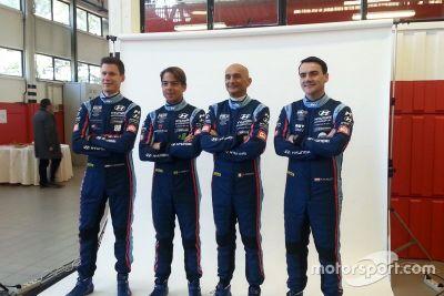 Hyundai BRC Team - bemutató