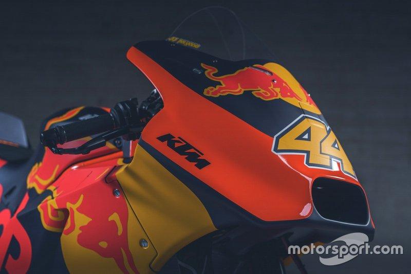 Мотоцикл Пола Еспаргаро, Red Bull KTM Factory Racing