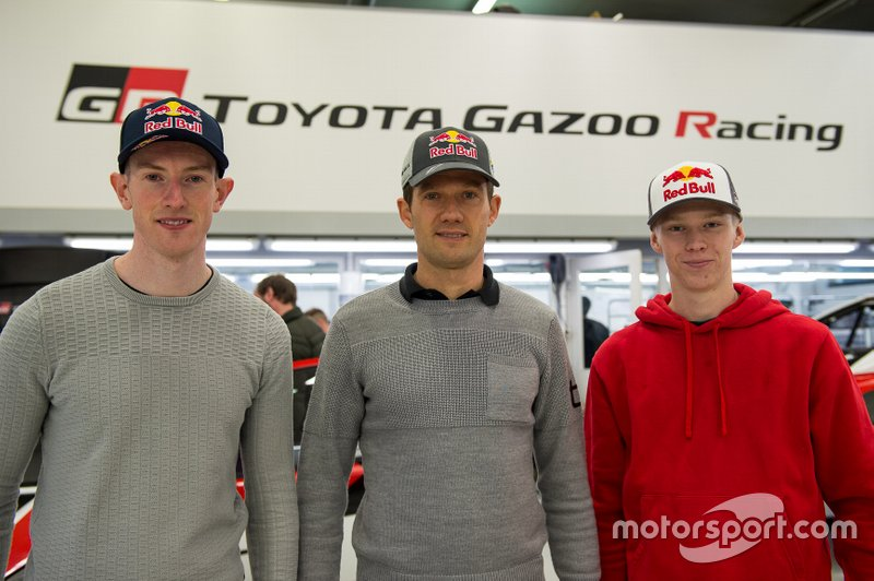 toyota announce 2020 driver lineup