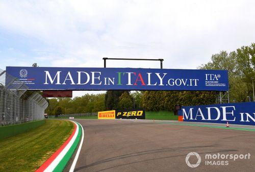 Liveblog - De eerste vrije training voor de GP van Emilia-Romagna