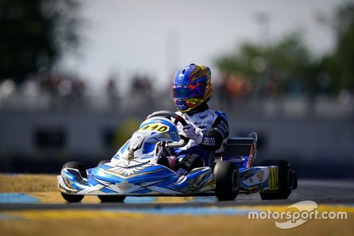 FIA European OK/OKJ Championship - Ronda 4