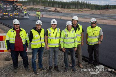 Bauarbeiten: Kymi-Ring