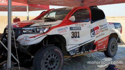 Test Alonso Toyota Namibia