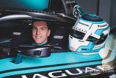 Anúncio de James Calado na Jaguar Racing