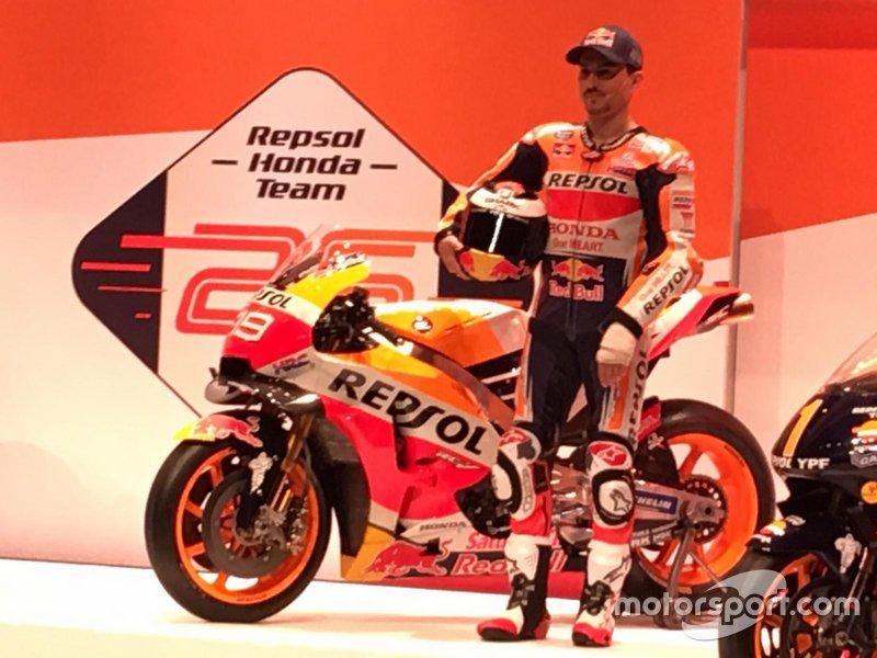 Honda Presenta Un Equipo De Ensueño Con Márquez Y Lorenzo Motogp
