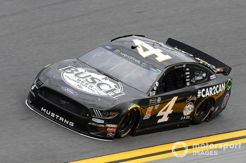 #4: Kevin Harvick, Stewart-Haas Racing, Ford Mustang