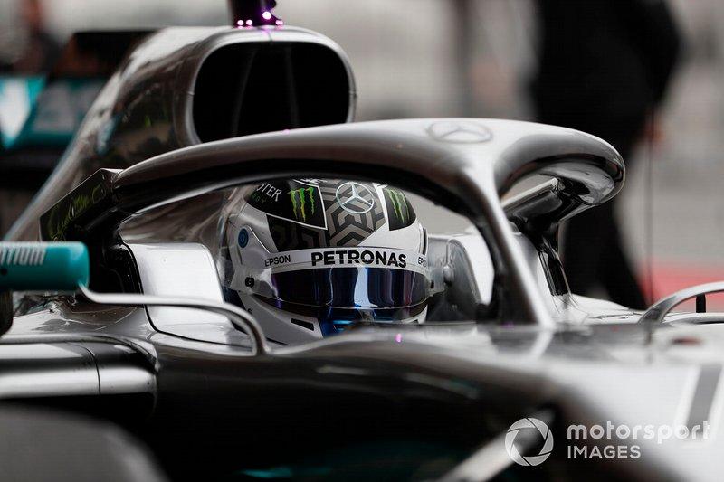 Валттері Боттас, Mercedes-AMG F1 W10