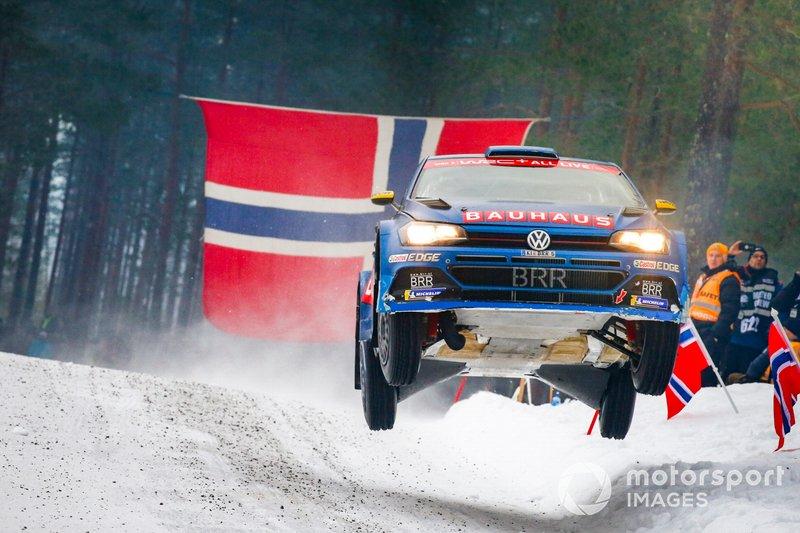 Оле Крістіан Вейбі, Йонас Андерссон, Volkswagen Sweden Dealer Team, Volkswagen Golf GTi R5