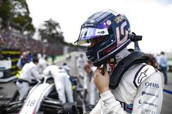Ленс Стролл, Williams Racing
