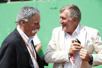 Chase Carey, Chairman, Formula One