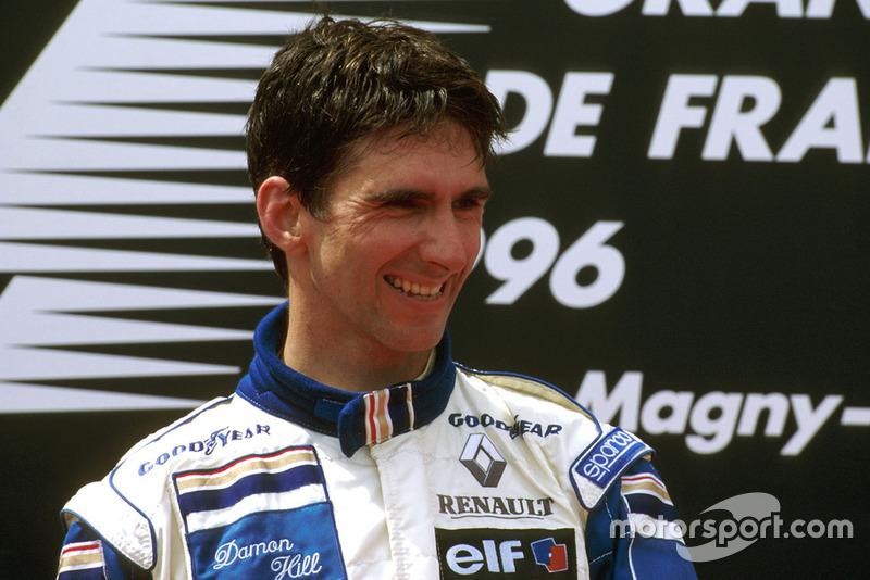 1: Damon Hill (1996)