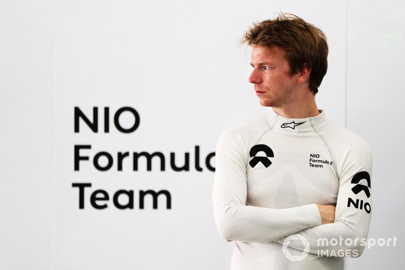 №16: Оливер Терви, NIO Formula E Team