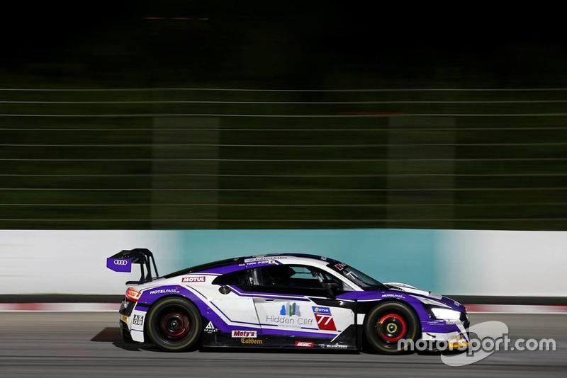 Rick Yoon, Audi R8 LMS GT3