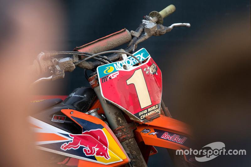 Top-tien in motorcross-historie