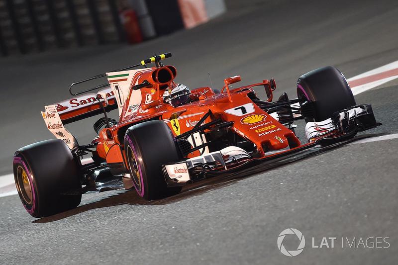 Kimi Raikkonen acabaría el mundial 4º, con 205 puntos