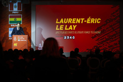 Laurent Eric Le Lay, France Television sport director