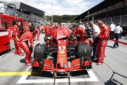 Себастьян Феттель, Ferrari SF71H