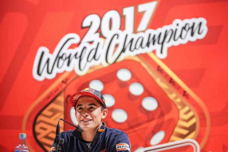 5. Марк Маркес (MotoGP) - 115 балів