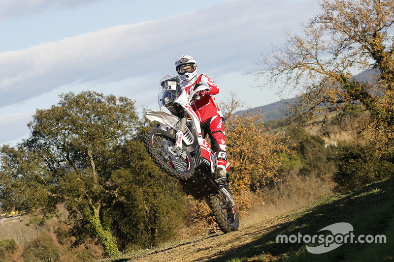 Cristian España, GasGas Rally Team