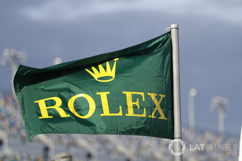 Bandera de Rolex