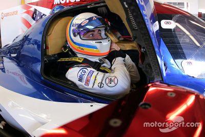 Test de enero en Daytona