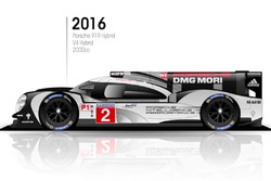 2016 Porsche 919 Hybrid