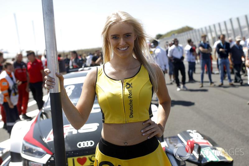 Грід-гьол Лоіка Дюваля, Audi Sport Team Phoenix