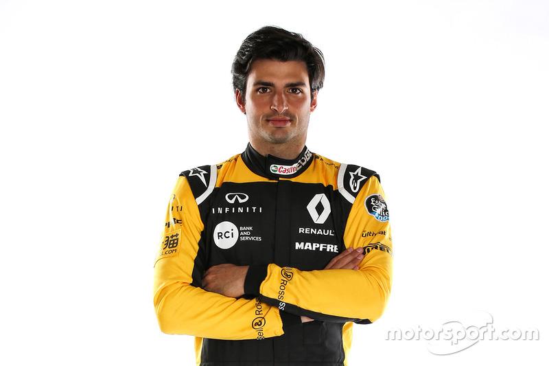 #55 Carlos Sainz Jr., Renault