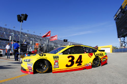 Michael McDowell, Front Row Motorsports, Love's Travel Stops Ford Fusion