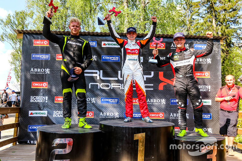 RallyX Nordic: Arvika