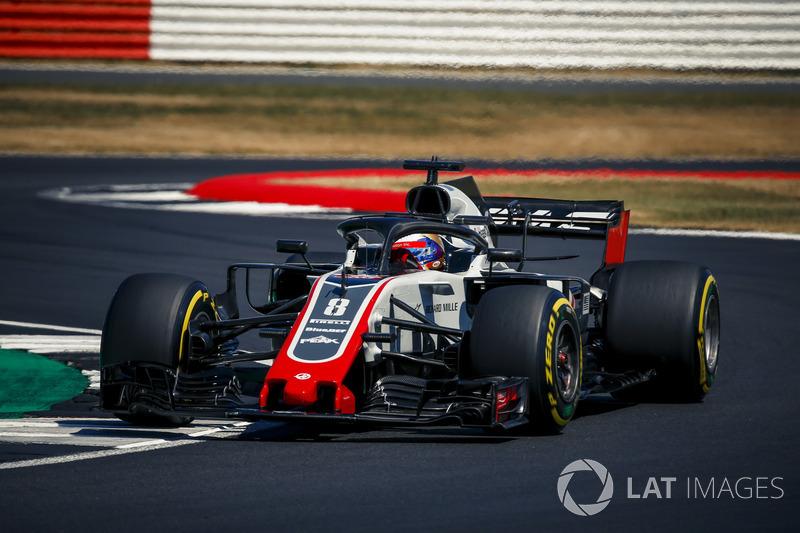 7º Haas F1 Team VF-18 (1052 vueltas)