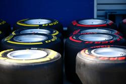 Pneumatici Pirelli Soft e Supersoft