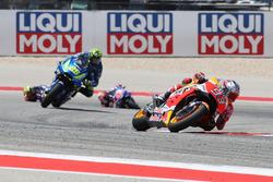 Marc Marquez, Repsol Honda Team, Andrea Iannone, Team Suzuki MotoGP, Maverick Viñales, Yamaha Factory Racing
