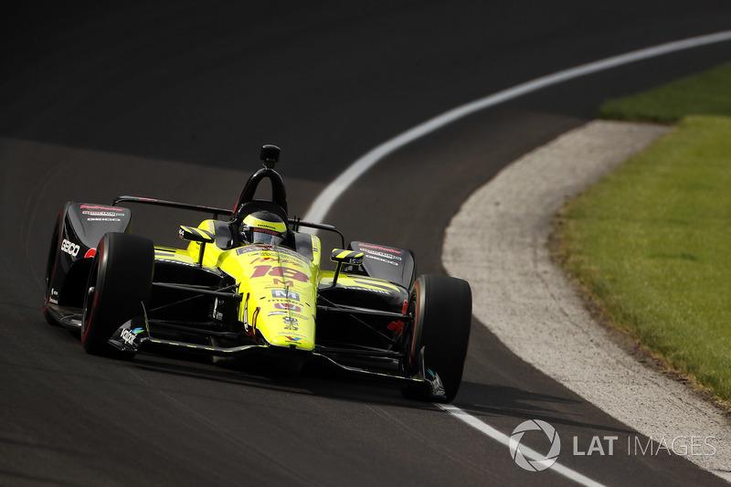5: Sébastien Bourdais, Dale Coyne Racing Honda, 228.142