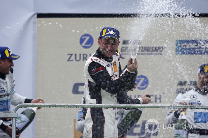 Ник Тэнди, Manthey Racing